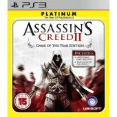 Assassins Creed 2 GotY, uncut, UK-Import, englisch (PS3)