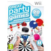 Great Party Games, UK Import (Wii)