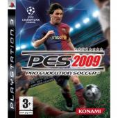 Pro Evolution Soccer 2009 - PES 2009, PAL,UK-Import (PS3)