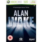 Alan Wake, deutsch, PAL, UK-Import (Xbox360)