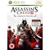 Assassins Creed 2 Complete Edition, uncut, UK-Import, englisch (Xbox360)