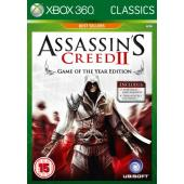 Assassins Creed 2 GotY, uncut, UK-Import, englisch (XBox360)
