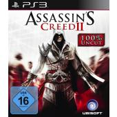 Assassins Creed 2, uncut, deutsch (PS3)