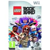 Lego Rock Band, UK-Import , deutsch, PAL, (Wii)