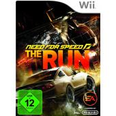 Need For Speed - The Run, USK12, deutsch (Wii)